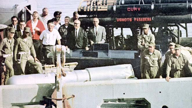 1966_Palomares_B-52_crash_-_recovered_H-bomb