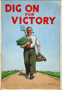 Dig on for Victory, Peter Fraser - UK National Archives