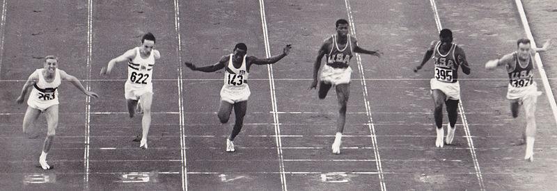 Men_100m_final_1960_Olympics