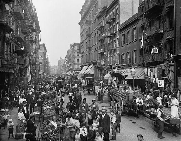 new york little italy nel 1900 laputa