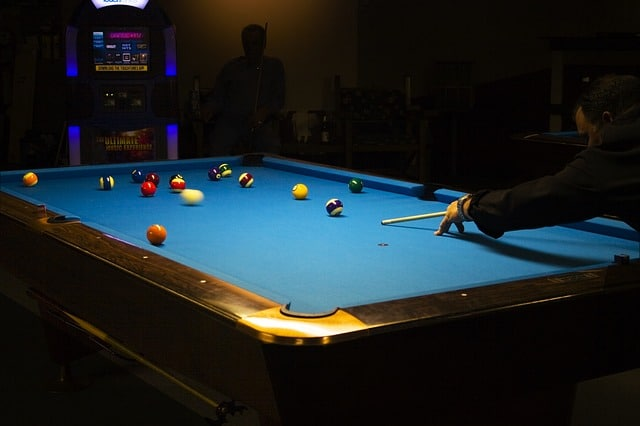 "tavolo da pool o ""biliardino"""