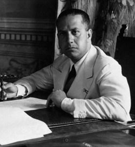 Galeazzo Ciano a Palazzo Chigi nel 1937