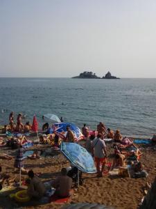 Spiaggia a Petrovazzo.