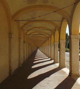 Loggiato dei Cappuccini Comacchio