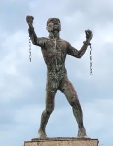 Bussa Emancipation Statue, Bridgetown