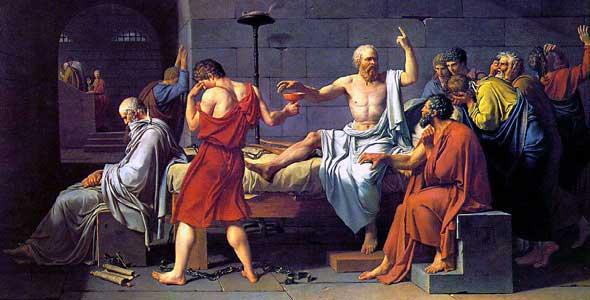 Σωκράτης θανατούμενος: ανεξίκακος της αρχαίας εποχής...