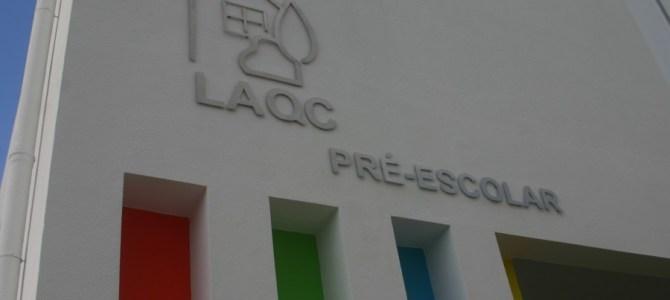 Inauguração do Pré-Escolar