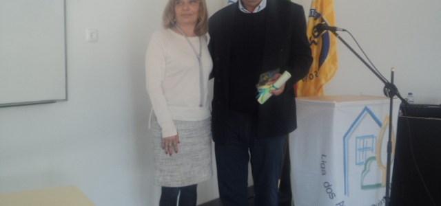 Homenagem ao Presidente da Direção José Anselmo