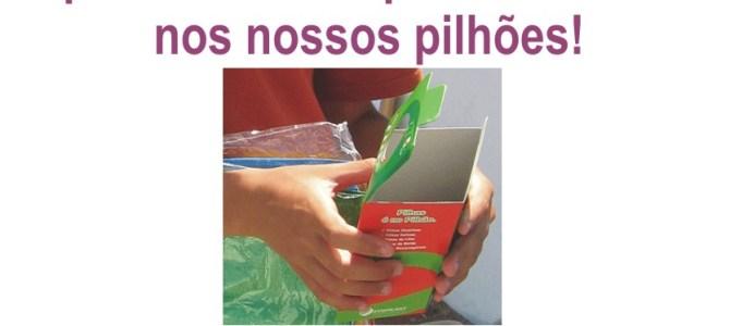 Campanha de recolha de pilhas e baterias da LAQC e Ecopilhas