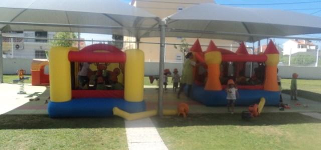 Dia da Criança 1 de junho de 2016 na creche e pré-escolar da LAQC