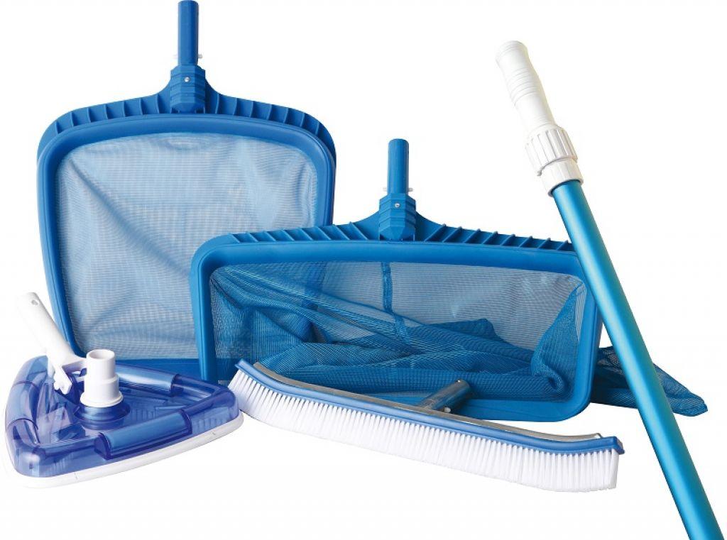 Kit accessori pulizia della piscina - Laqua sas