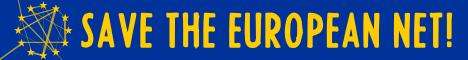 Save the European Net !