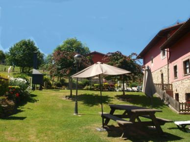 Barbecues and garden