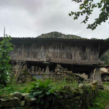 Asturias, Espinaredo, Hórreo