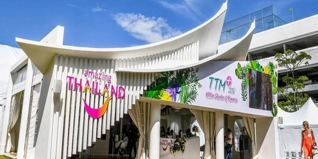 Salon Tourisme Thalande LOffice Offre Lentre L