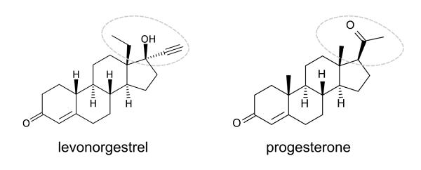 progestin versus progesterone