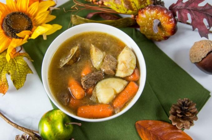 Rump Roast Instant Pot Recipe