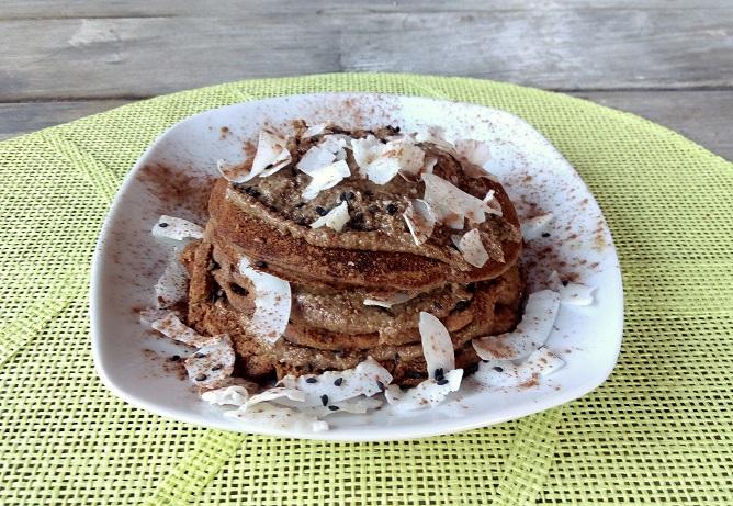 Pancakes Trigo Sarraceno