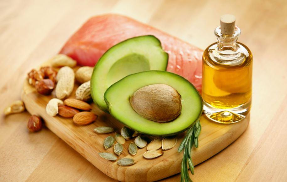 Grasas saludables dieta keto