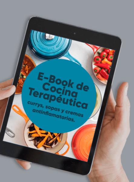 E-book Recetas Saludables Antinflamatorias