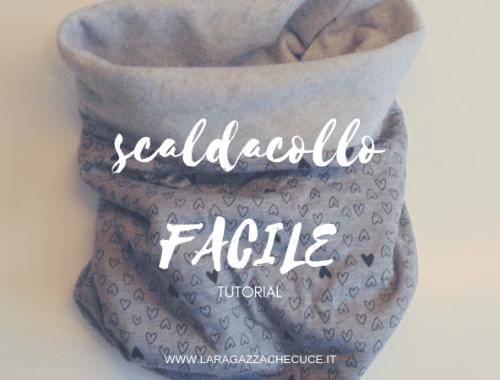 scaldacollo facile tutorial