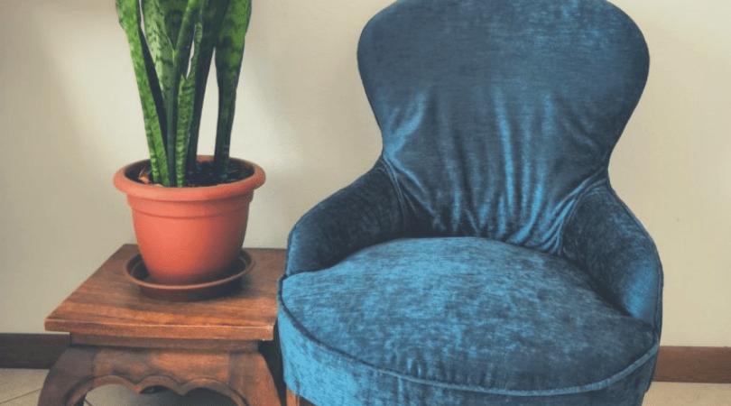 come rinnovare sedie vintage