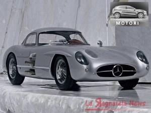 1955 Mercedes Benz 300SLR
