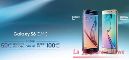 Samsung Galaxy S6 Days