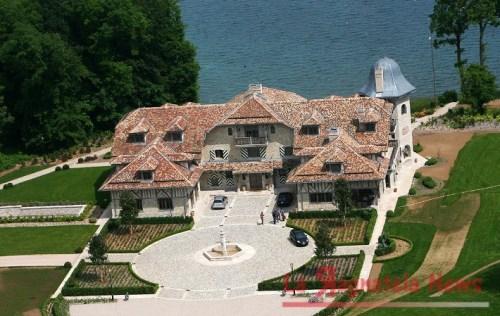 HOUSE of Michael Schumacher (GER)