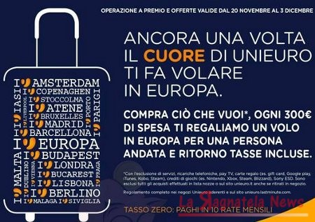 Unieuro_voli_in_Europa