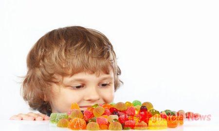 Bambini e zucchero