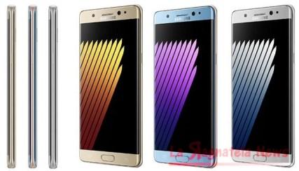 Samsung Note 7.7