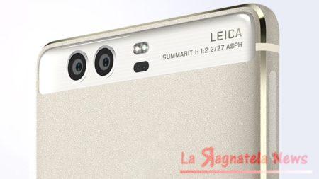 Huawei P10 doppia fotocamera