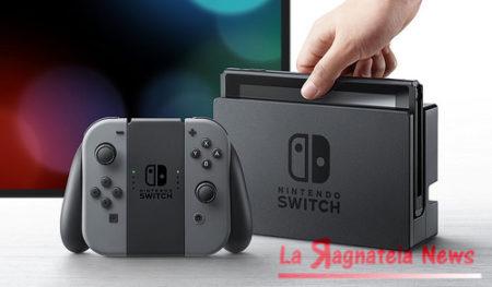 Nintendo Switch disponibile dal 3 marzo 2017