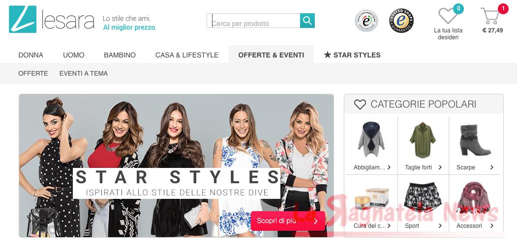 Lesara Vs Wish: stesse cose a prezzi diversi? Vediamo il nuovo abbigliamento, e non solo, a prezzi bassi