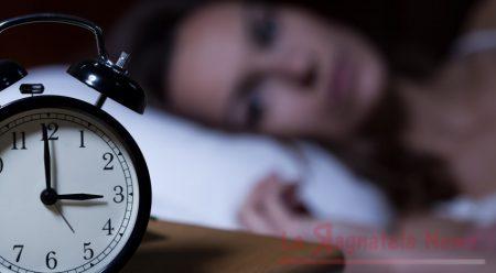 Bastano 5 giorni con poco sonno per causare danni al cervello