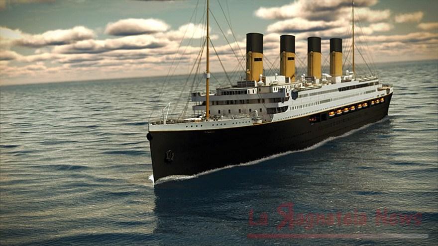 Titanic II, la nuova nave è naufragata prima di salpare