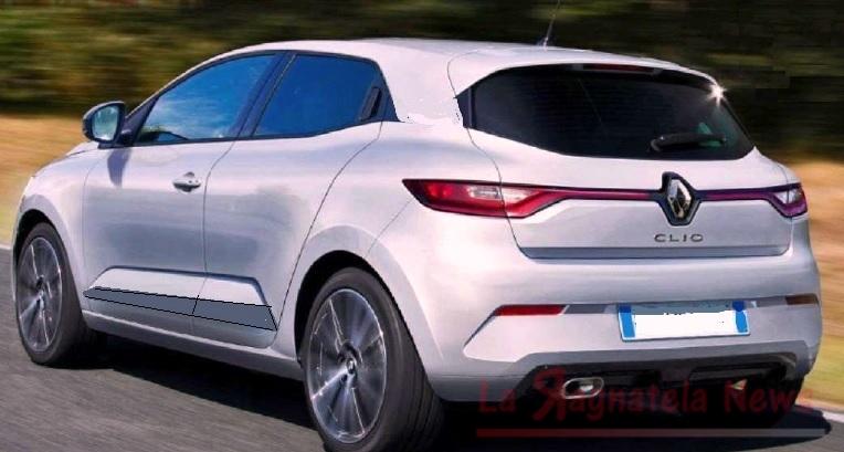 Nuova Renault Clio, l'evoluzione svelata nel 2019