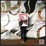 Non solo Banksy… l'artista britannica Lucy McLauchlan a Roma
