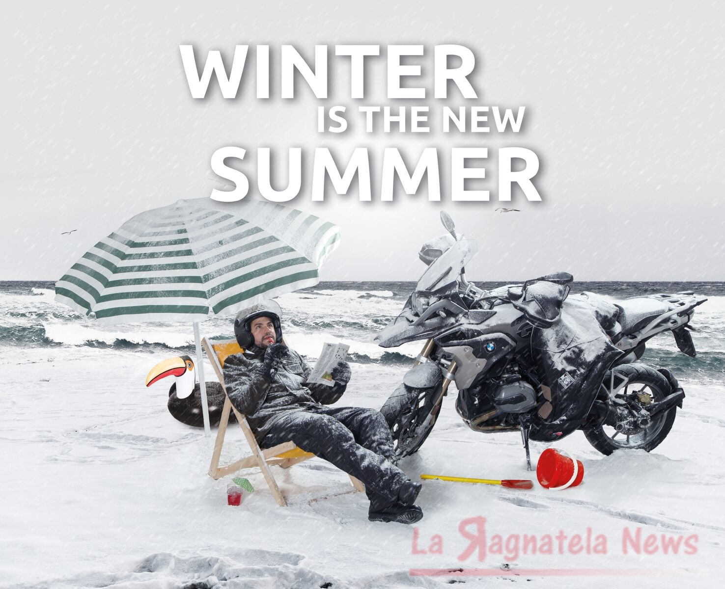 Tucano Urbano, le nuove proposte per l'inverno 2018/19 [Winter is the new summer]