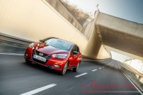 More Micra Live Event - Red Micra Xtronic - Dynamic Front