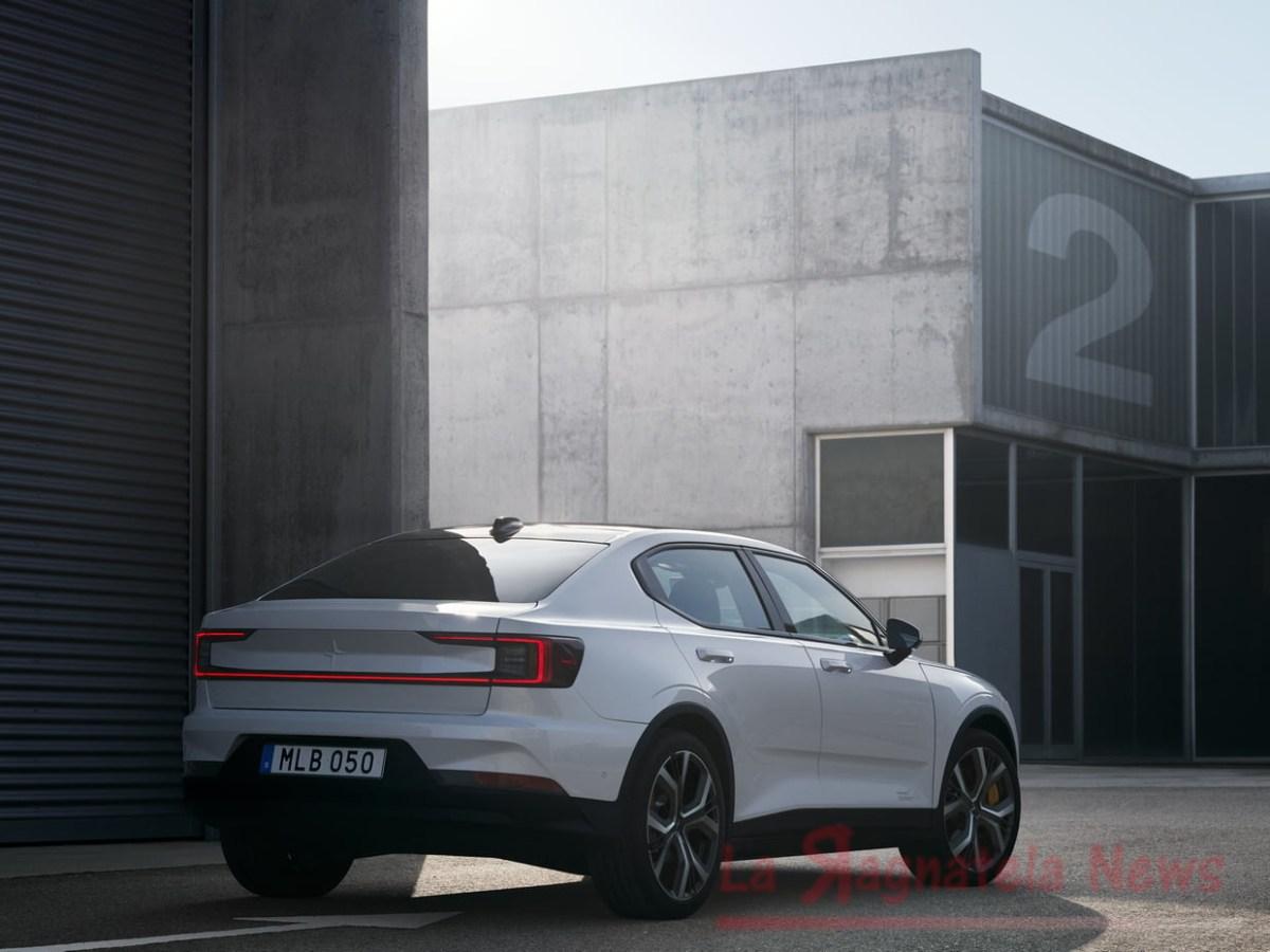 Polestar 2, anche Volvo ha il suo Brand Elettrico