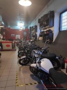 Moto Guzzi 15 V 85 tt