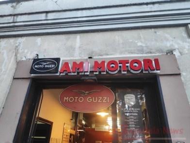 Moto Guzzi 17 V 85 tt