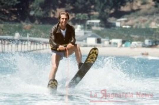 """Il """"Jumping the Shark"""" di Fonzie"""