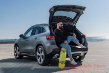 Der neue Mercedes-Benz GLA 2020The new Mercedes-Benz GLA 2020