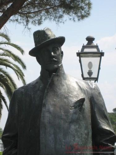 Puccini statua