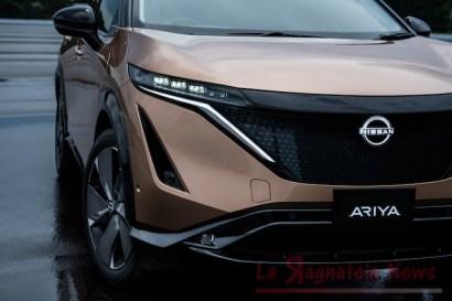 Nissan Ariya exterior front_4