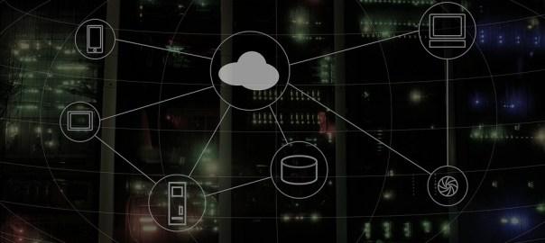 Diagram for cloud storage