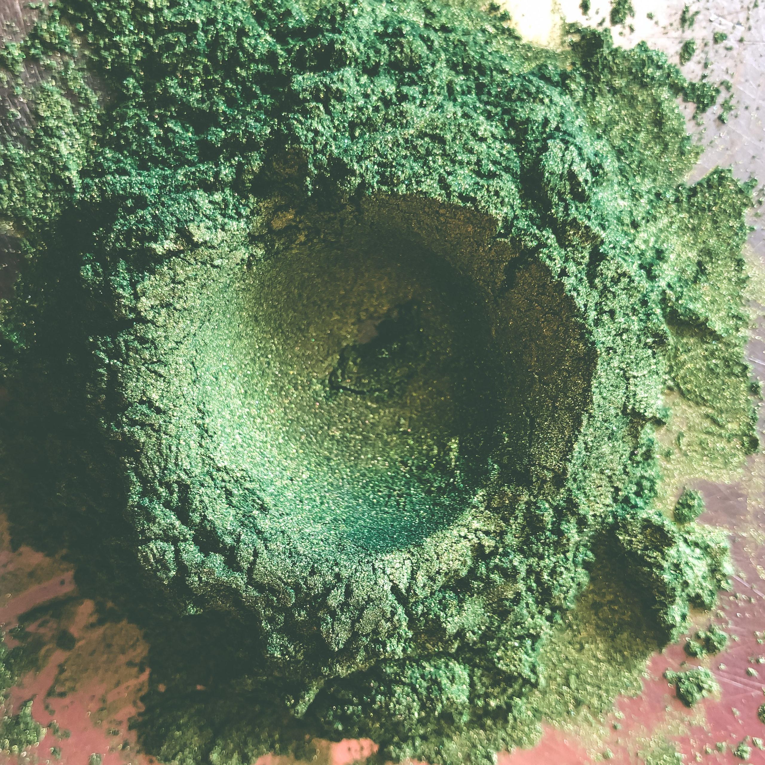 vihreä mica